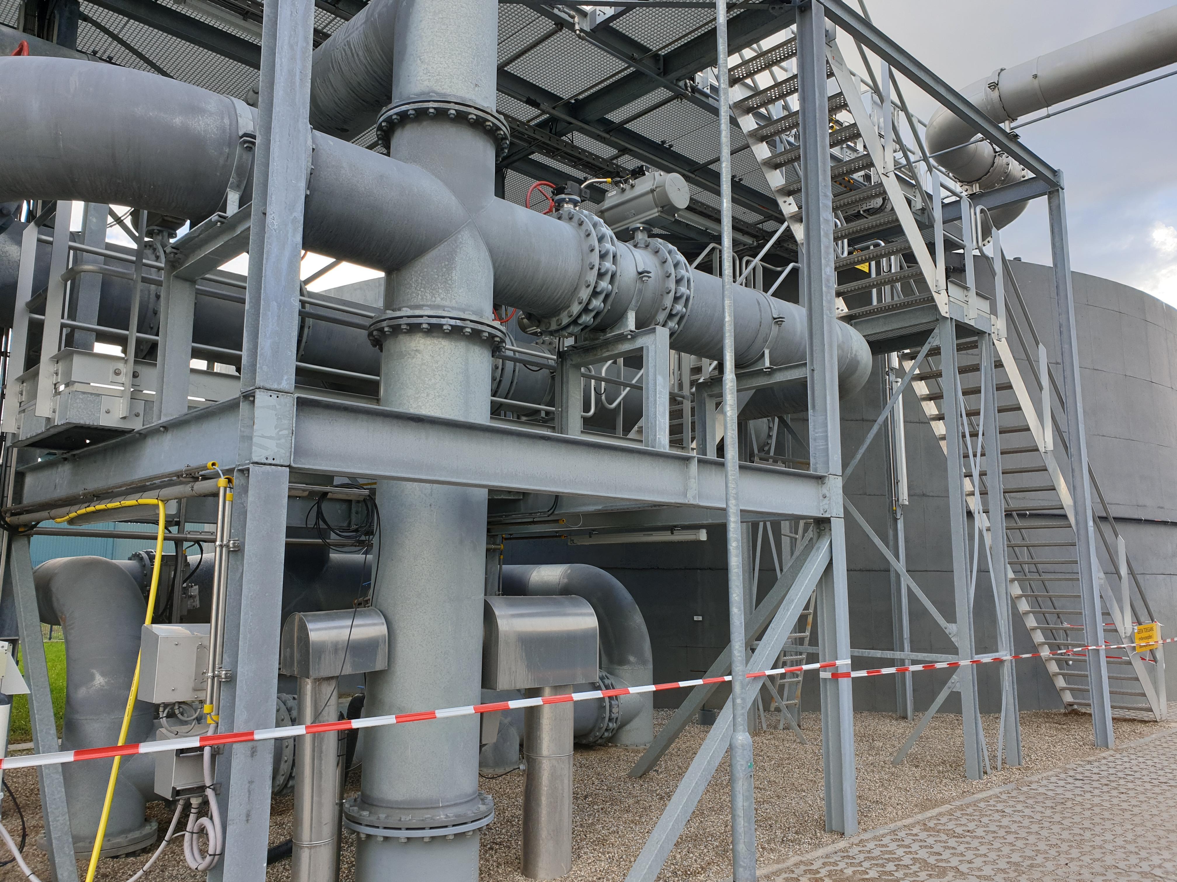 Grondstoffenfabriek Zutphen