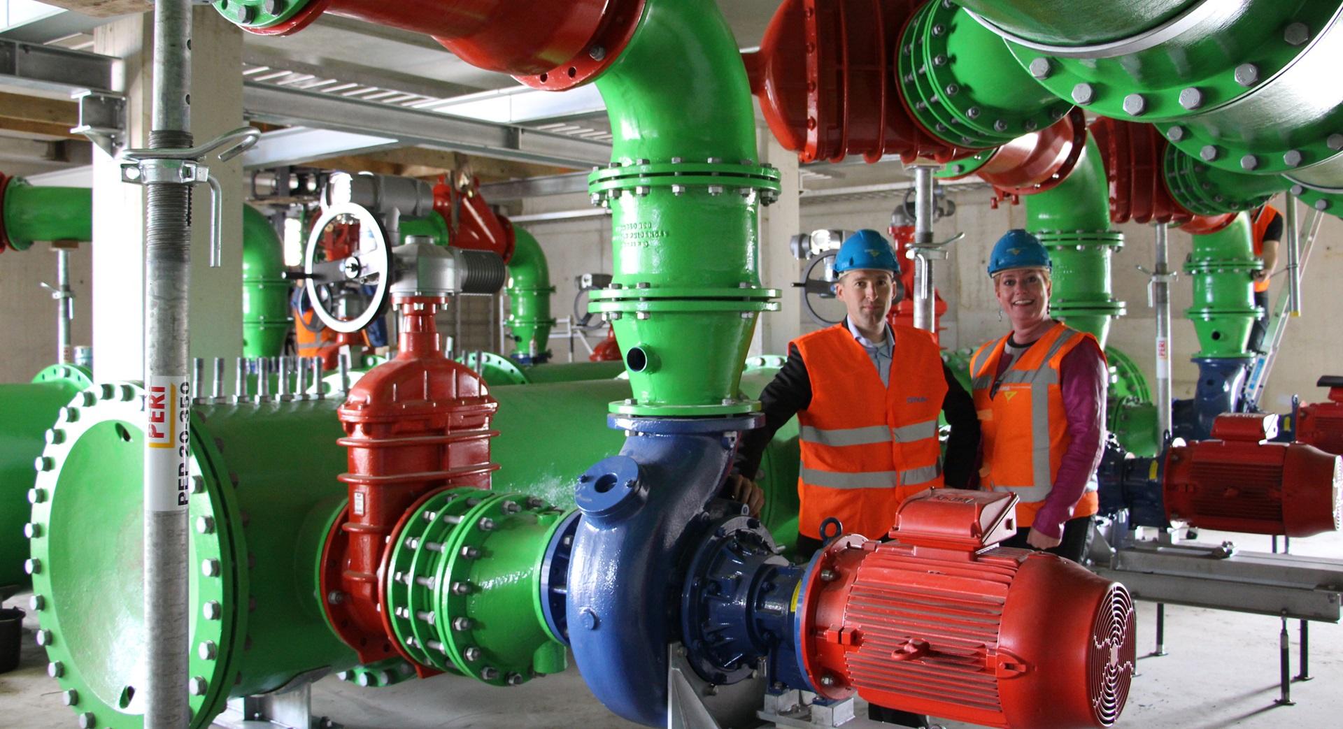 Rioolwaterzuivering Aarle-Rixtel