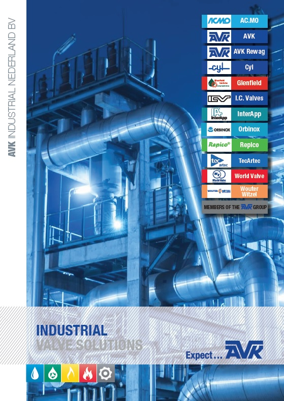 Industriele afsluiters en fittingen