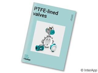 InterApp PTFE lined valves