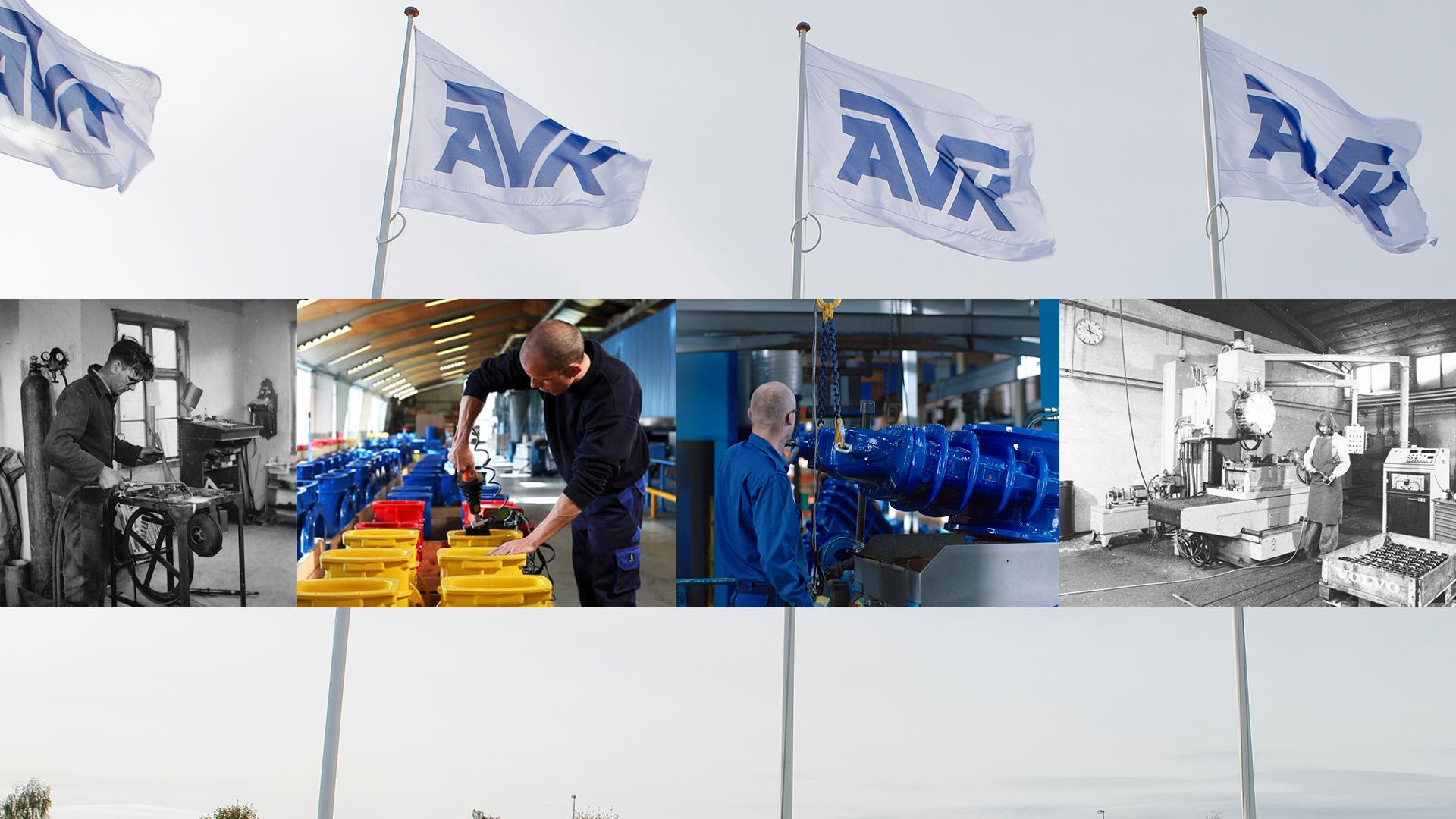 AVK Groep bestaat 80 jaar