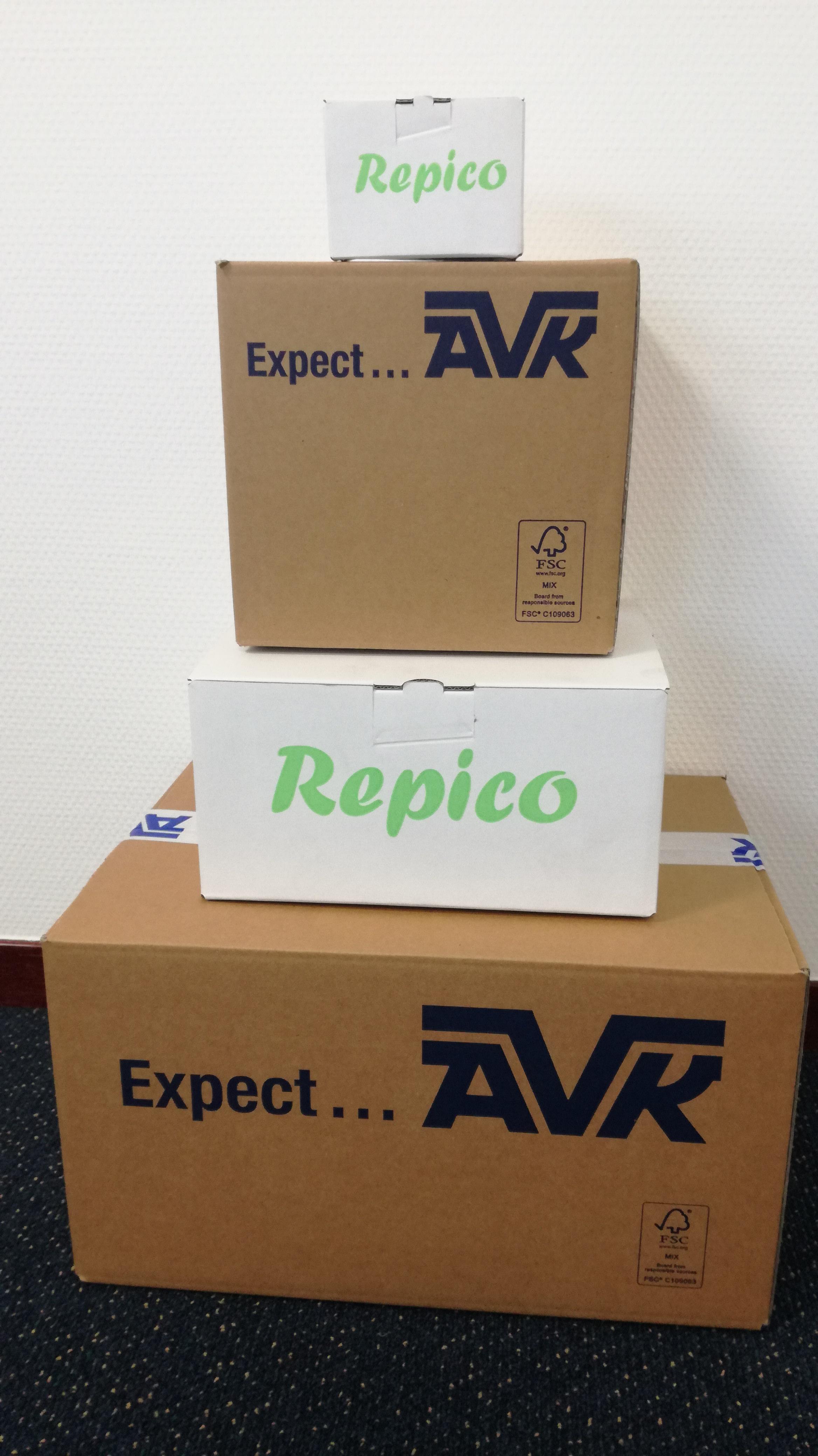 AVK duurzame verpakking