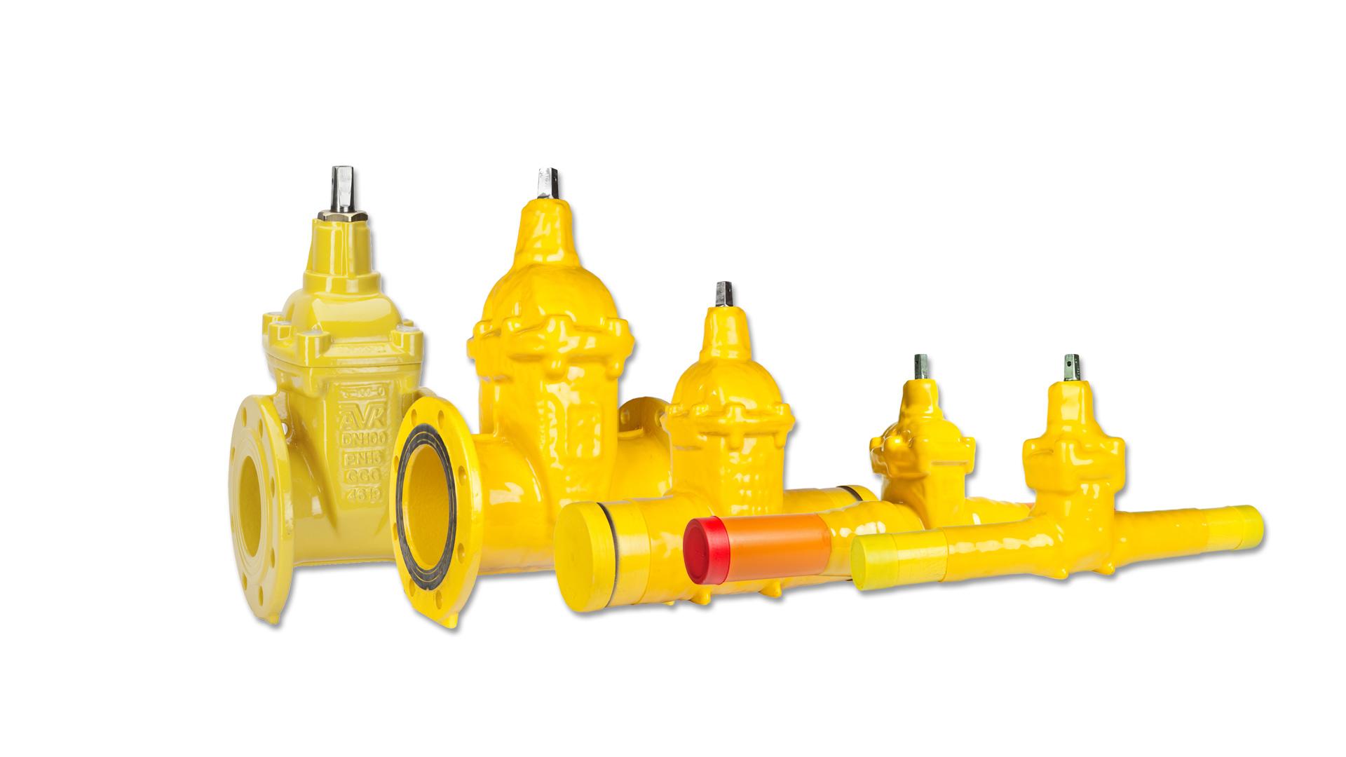 gasafsluiters