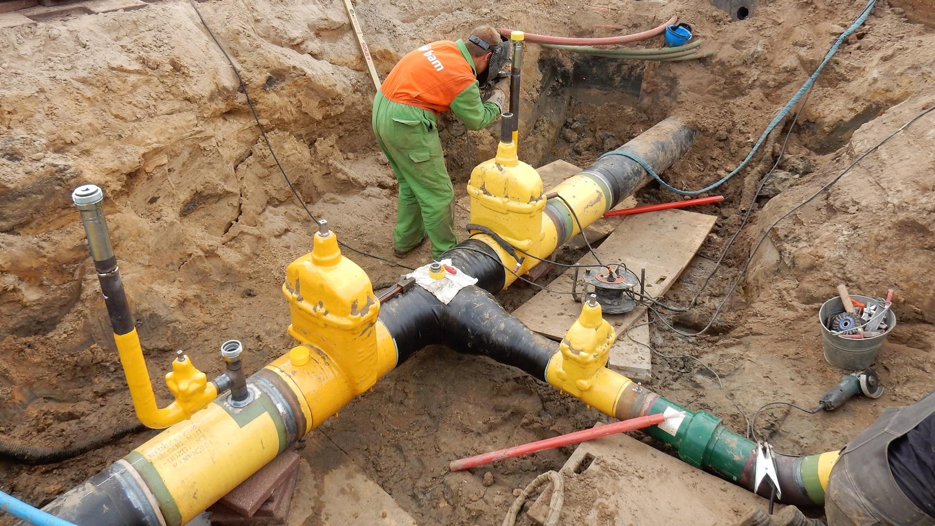 gasdistributie