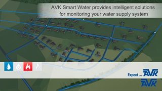 AVK Smart Water oplossing voor waterleidingsystemen
